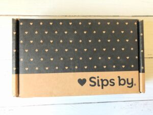 sips by pumpkin tea box
