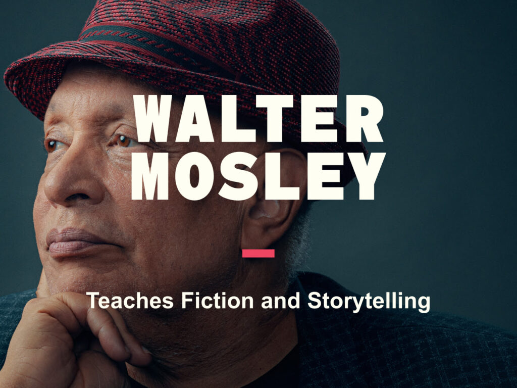 masterclass walter mosely