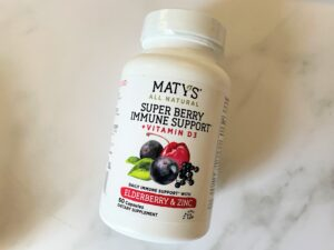 maty's super berry immune support
